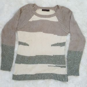 The Limited Long Sleeve Pullover Sweater Top M